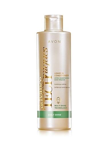 Avon Multi Shine Durulanmayan Saç Kremi 250 Ml Renksiz